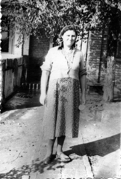 Бабушка Лопатина Сарра Наумовна