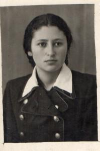 Люба, 1957 год
