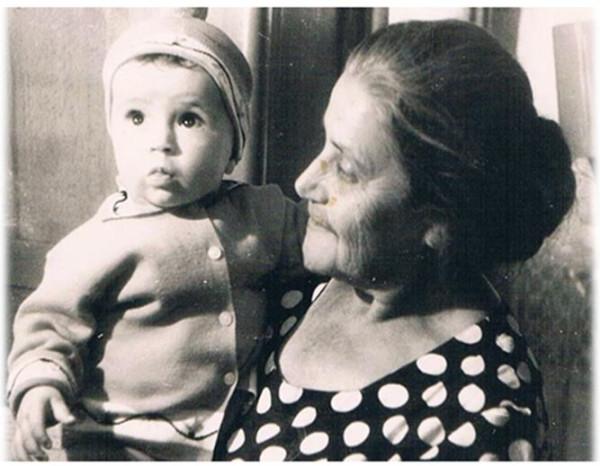Люба Пипко и Лена Мандельбаум, 1964 год, Могилёв