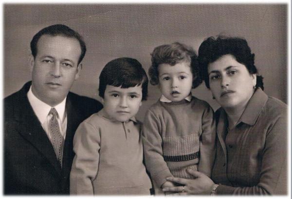 Семья Мандельбаум, 1967 год, Жданов, jpg