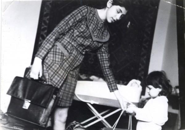 Рита и Лара, 1976 год