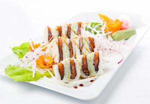 Суши-сендвич