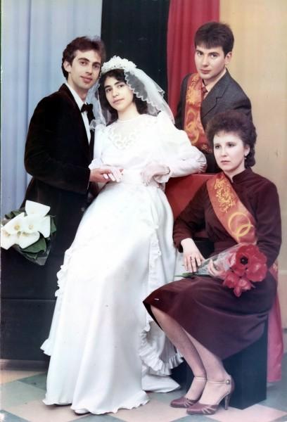 Свадьба Риты