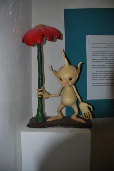 Выставка кукол в музее Яффо. 03.05.2014 013