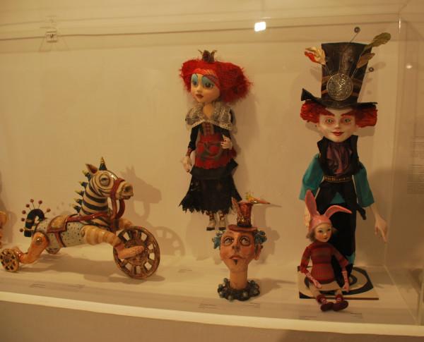 Выставка кукол в музее Яффо. 03.05.2014 016