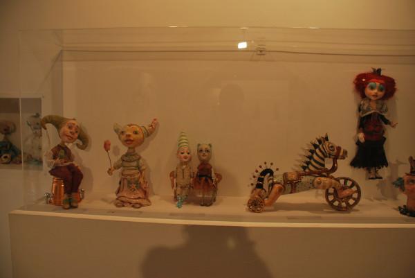 Выставка кукол в музее Яффо. 03.05.2014 017
