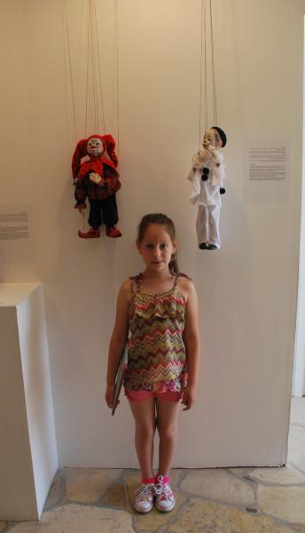 Выставка кукол в музее Яффо. 03.05.2014 018
