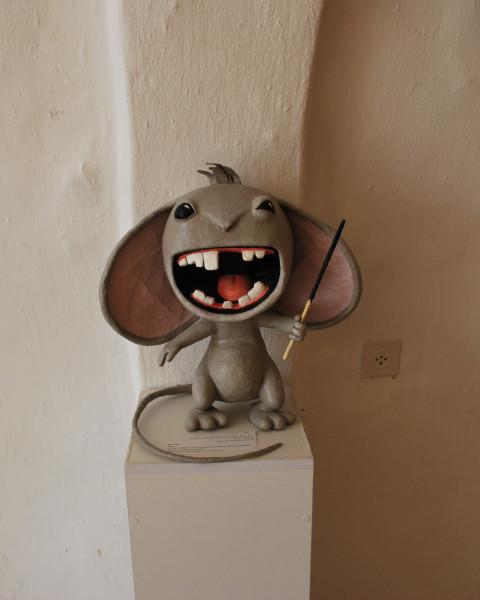 Выставка кукол в музее Яффо. 03.05.2014 019