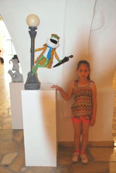 Выставка кукол в музее Яффо. 03.05.2014 027