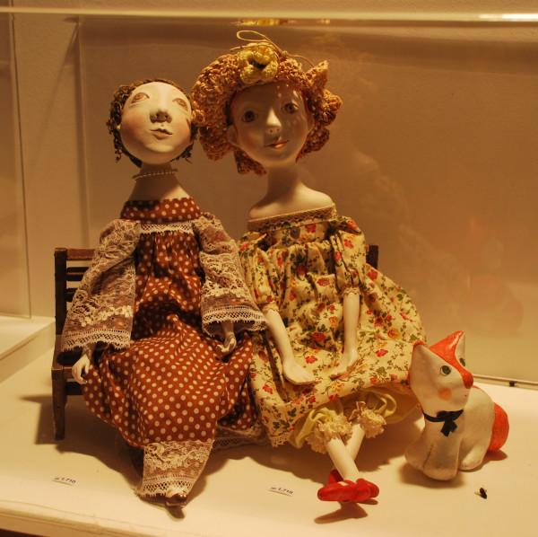 Выставка кукол в музее Яффо. 03.05.2014 036