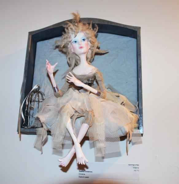 Выставка кукол в музее Яффо. 03.05.2014 045