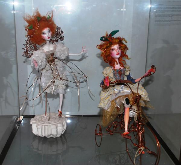 Выставка кукол в музее Яффо. 03.05.2014 047