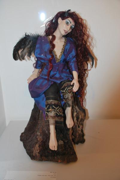 Выставка кукол в музее Яффо. 03.05.2014 048