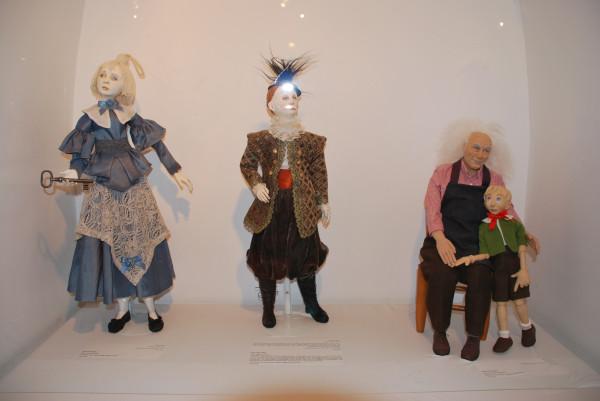Выставка кукол в музее Яффо. 03.05.2014 050