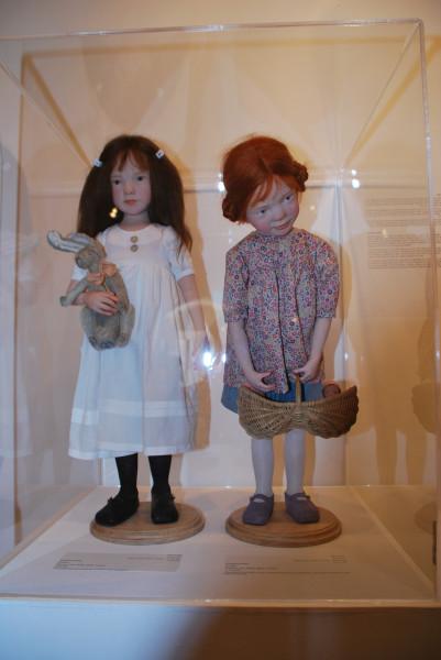 Выставка кукол в музее Яффо. 03.05.2014 051