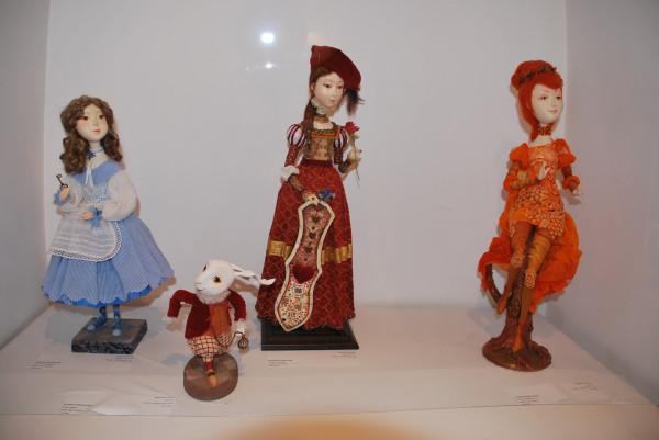 Выставка кукол в музее Яффо. 03.05.2014 052