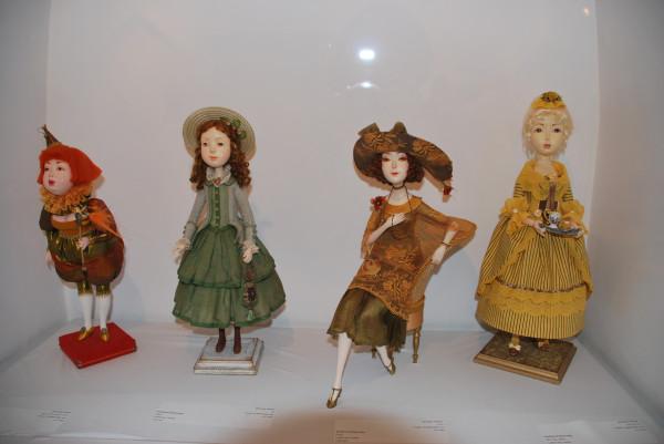 Выставка кукол в музее Яффо. 03.05.2014 055