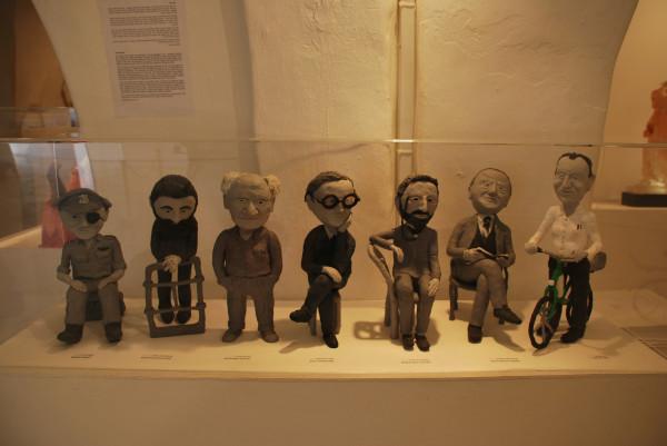 Выставка кукол в музее Яффо. 03.05.2014 057