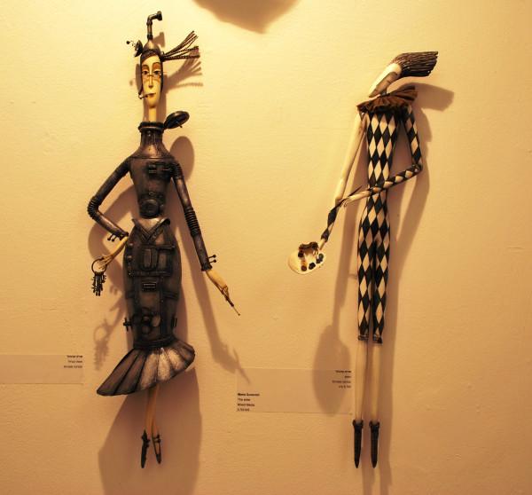 Выставка кукол в музее Яффо. 03.05.2014 060