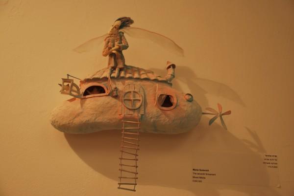 Выставка кукол в музее Яффо. 03.05.2014 062