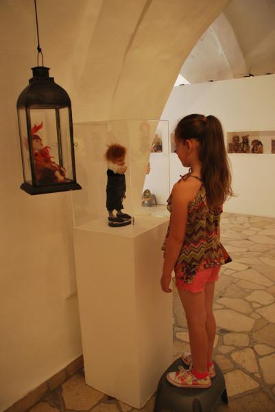 Выставка кукол в музее Яффо. 03.05.2014 063