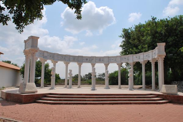 Музей Рали, Кейсария, 28.07.2012 004