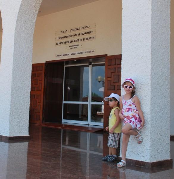 Музей Рали, Кейсария, 28.07.2012 020