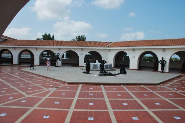 Музей Рали, Кейсария, 28.07.2012 053