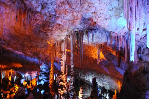 Сталактитовая пещера, Эмек Сорек, 22.06.2013 037