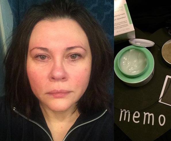 Screenshot_2019-11-21 Лара Галль в Instagram «Написала на фейсбук про ночную маску от купероза и поместила утреннее селфи п[...]