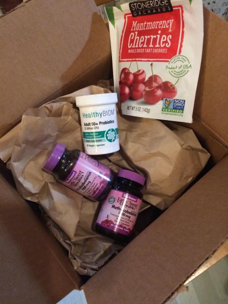 в12 пробиотик вишни
