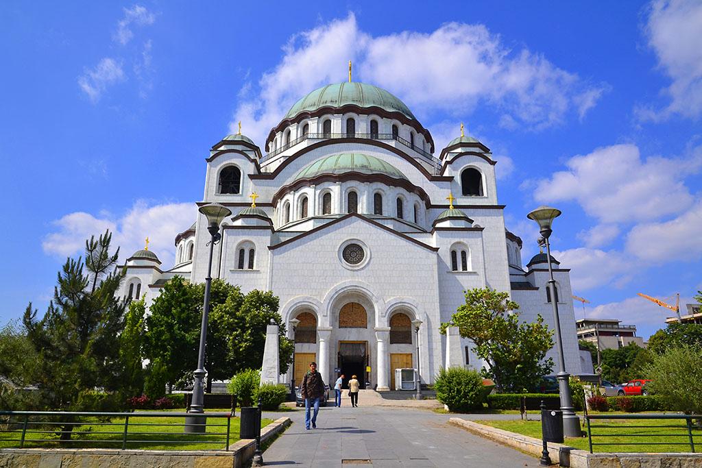 Где хранятся мощи св саввы сербского