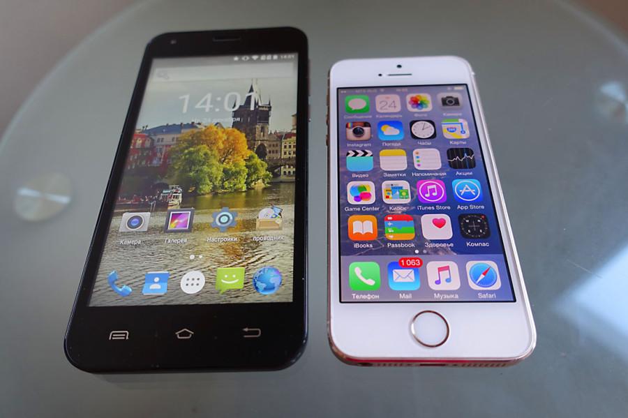 Дешевые смартфоны против дорогих