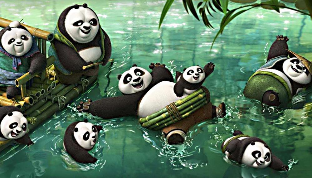 Кунг-фу Панда 3 - стань собой