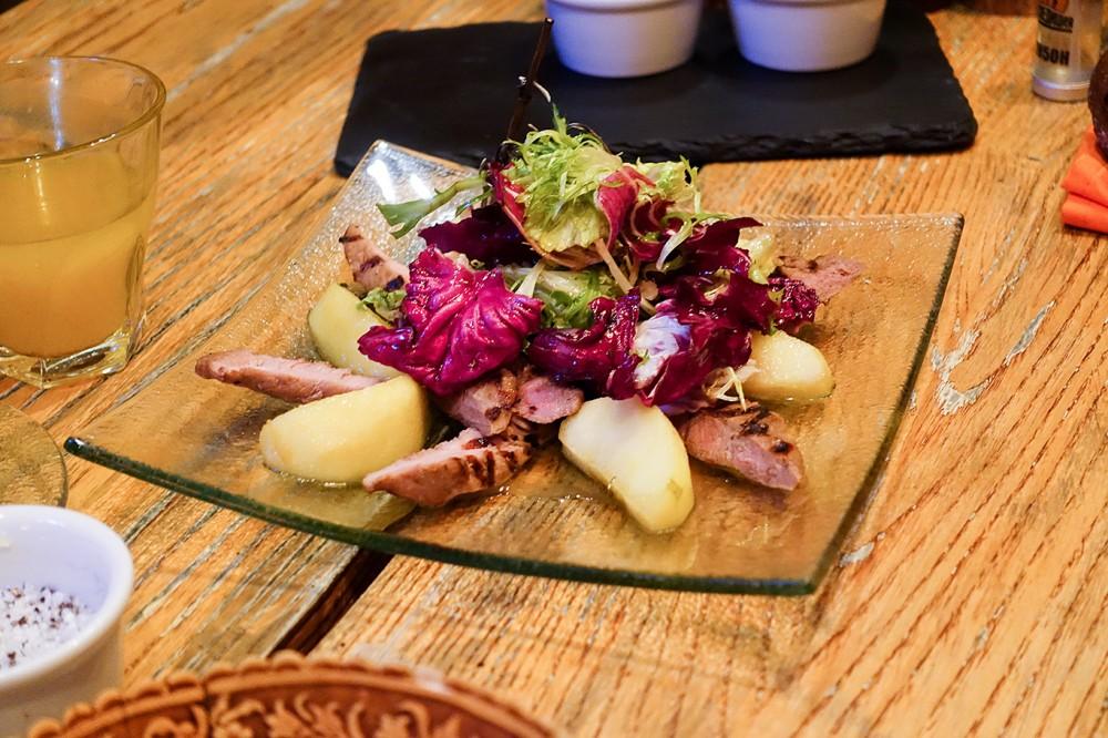 Картошка с мясом в духовке как готовит