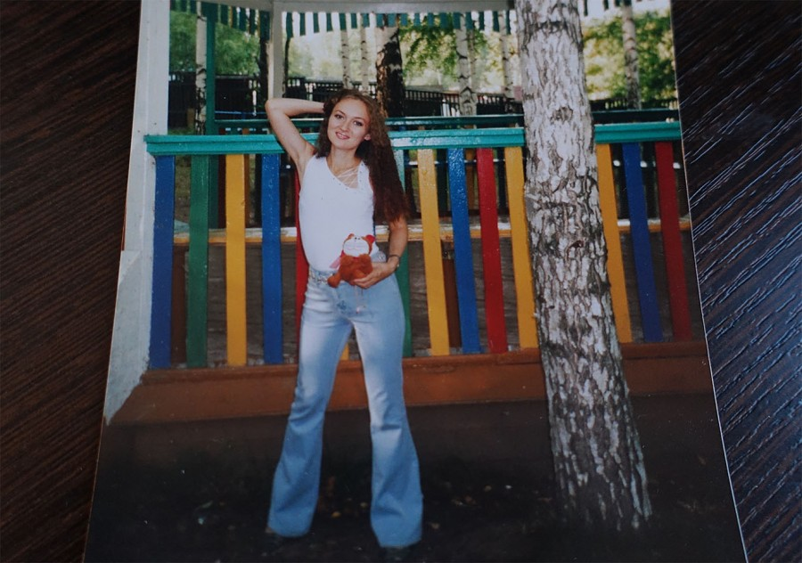 фото германской девушки из деревни