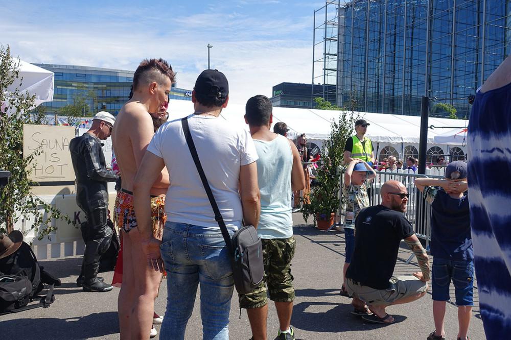Самый масштабный ЛГБТ фестиваль Европы