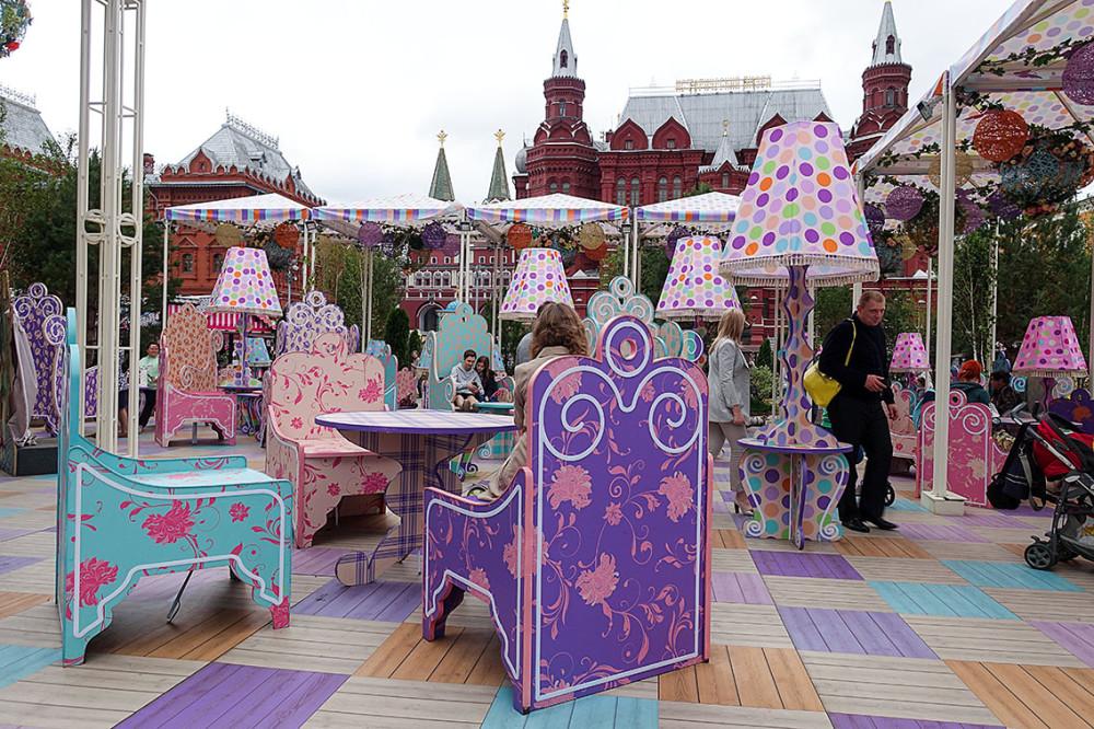 Что-то невероятно творится в Москве