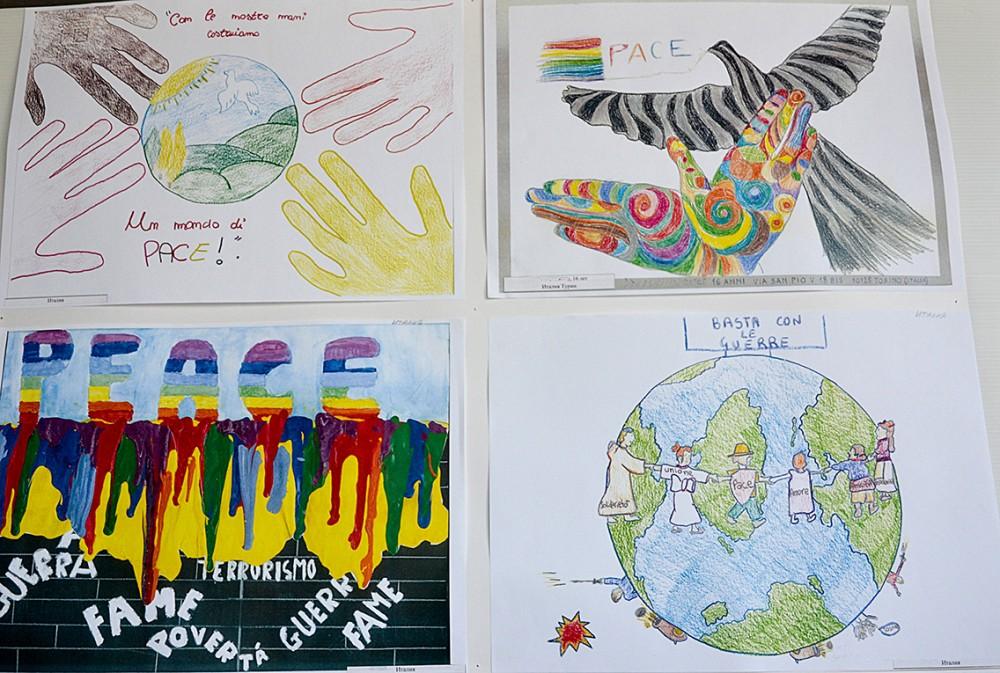 Каким видят мир дети Донбаса и Донецка