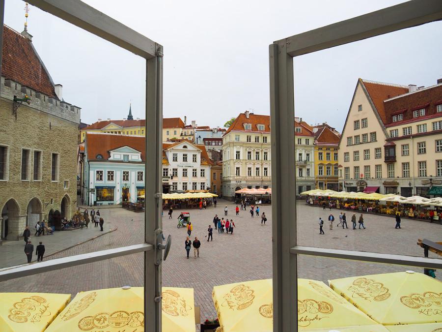 Таллин шокирует русских туристов
