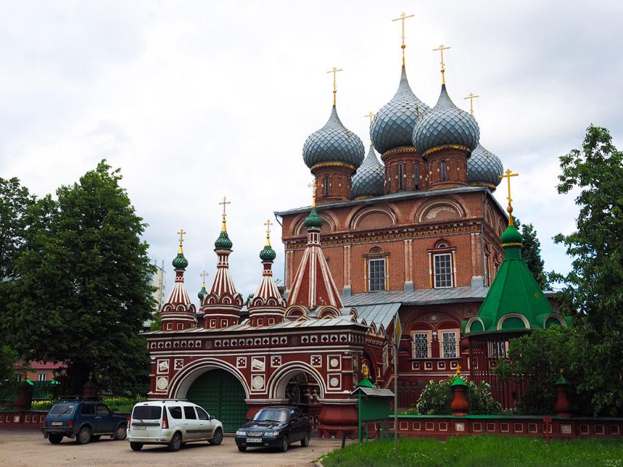 Где отдыхают бедные российские пенсионеры