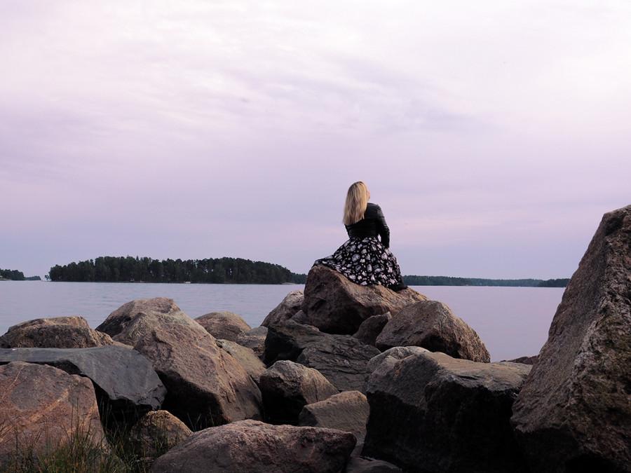 От меня сбежал муж - на море с крашеной стервой