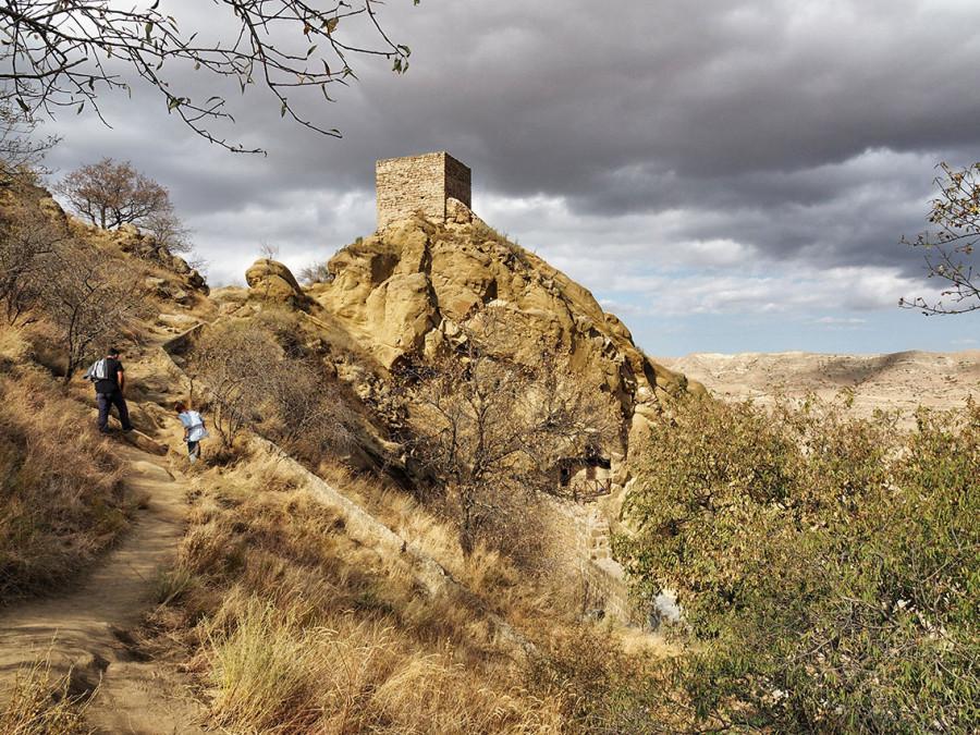 Что можно увидеть на грузинско-азербайджанской границе