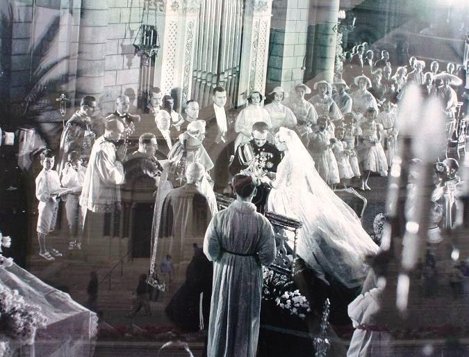 Monaco-mariage