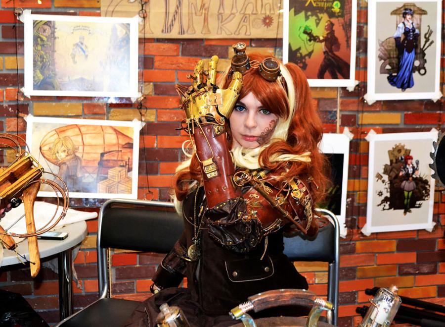 Comic Con Russia 2014 глазами анимешника 0