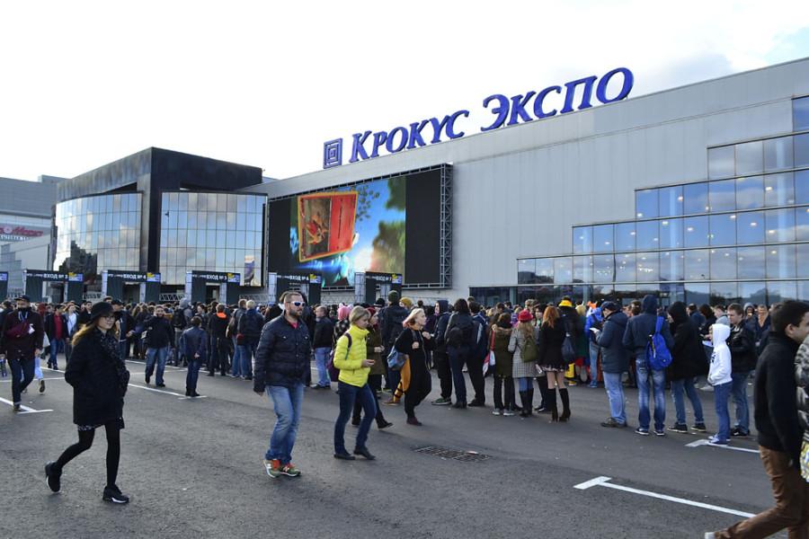 Comic Con Russia 2014 глазами анимешника 1