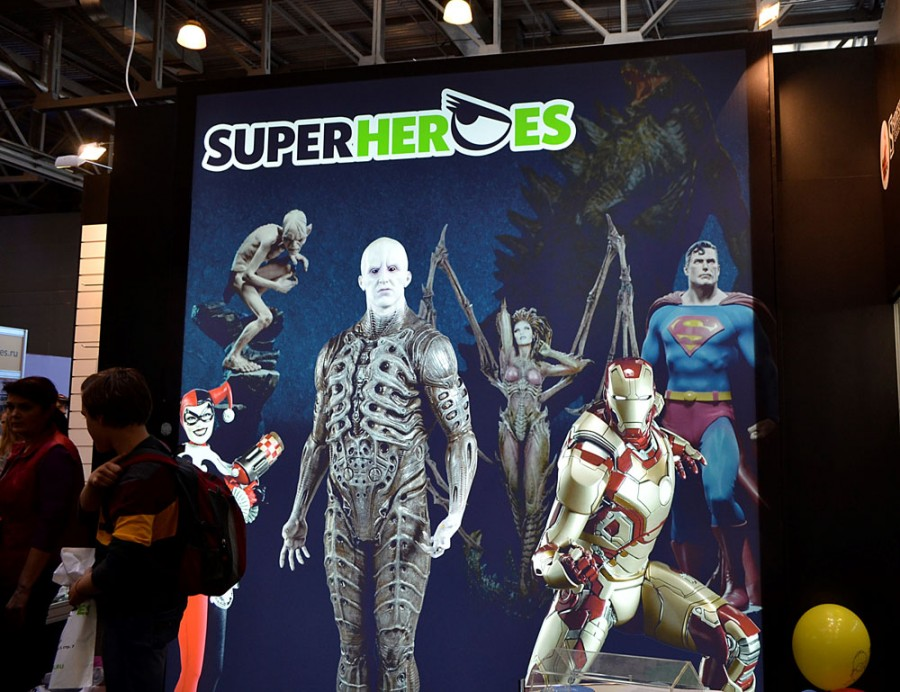 Comic Con Russia 2014 глазами анимешника 13