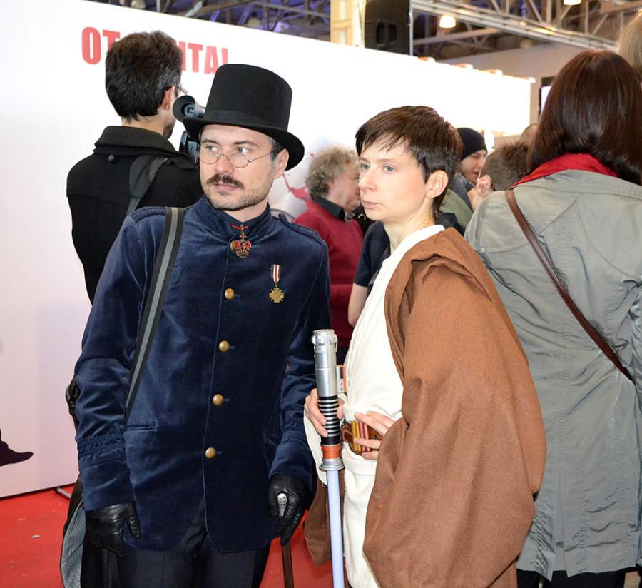 Comic Con Russia 2014 глазами анимешника 27