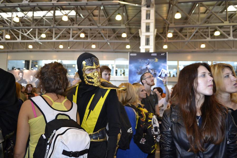 Comic Con Russia 2014 глазами анимешника 29