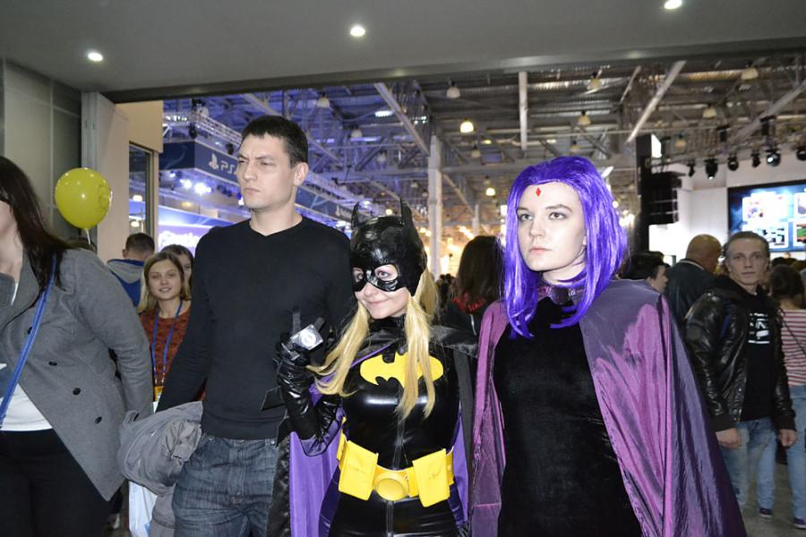 Comic Con Russia 2014 глазами анимешника 30